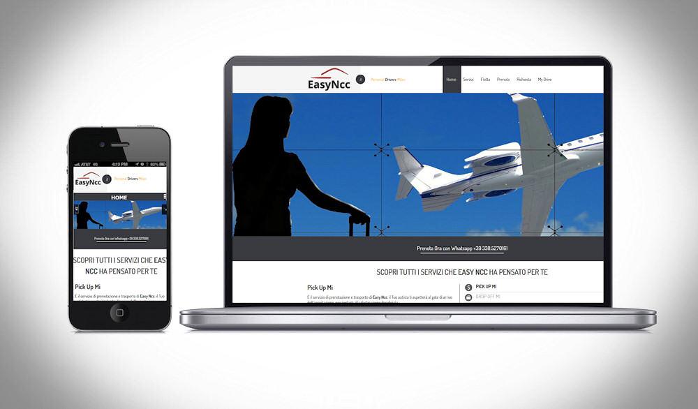 Easyncc - software per noleggio vetture con conducente