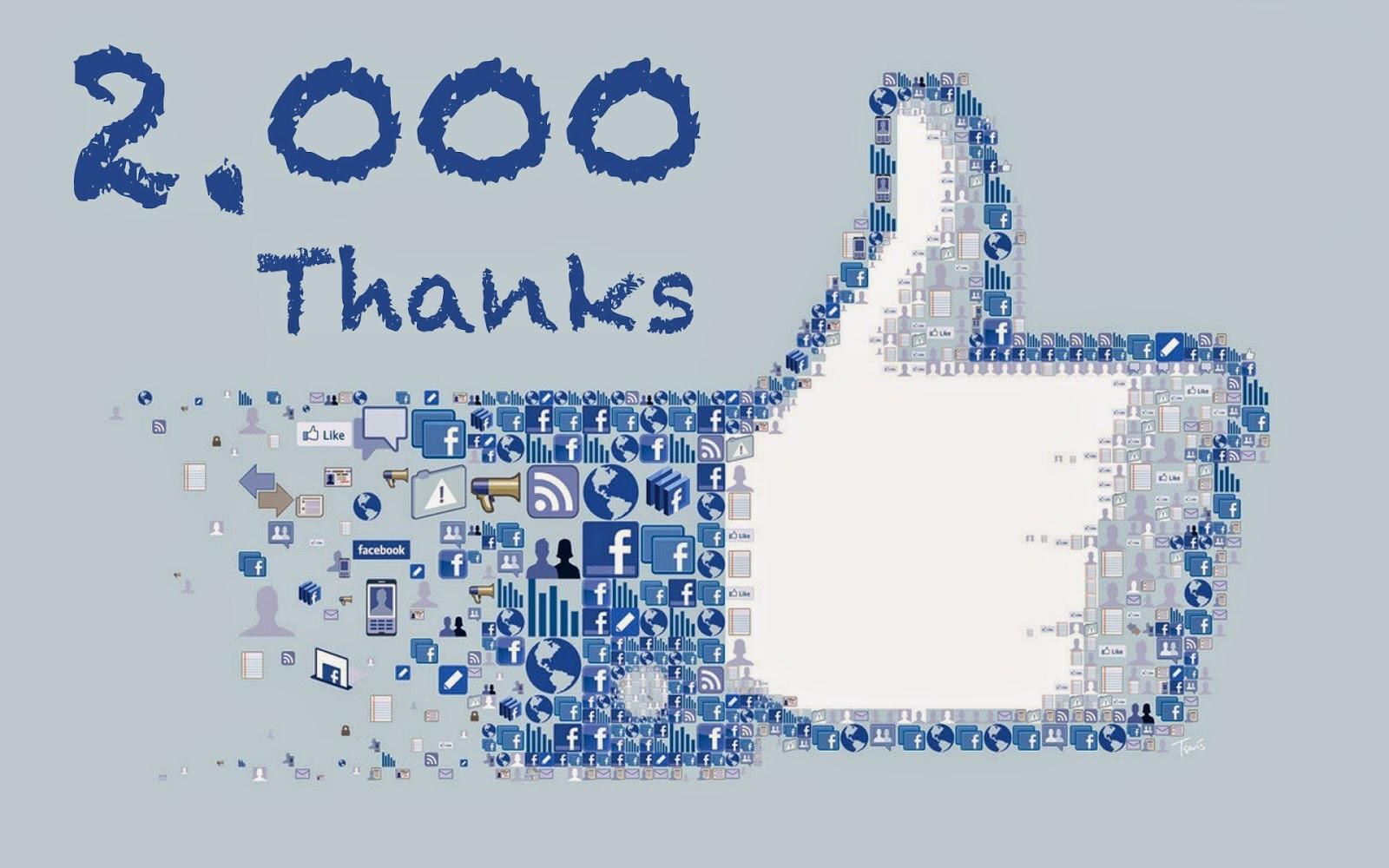 2000 like su facebook !!