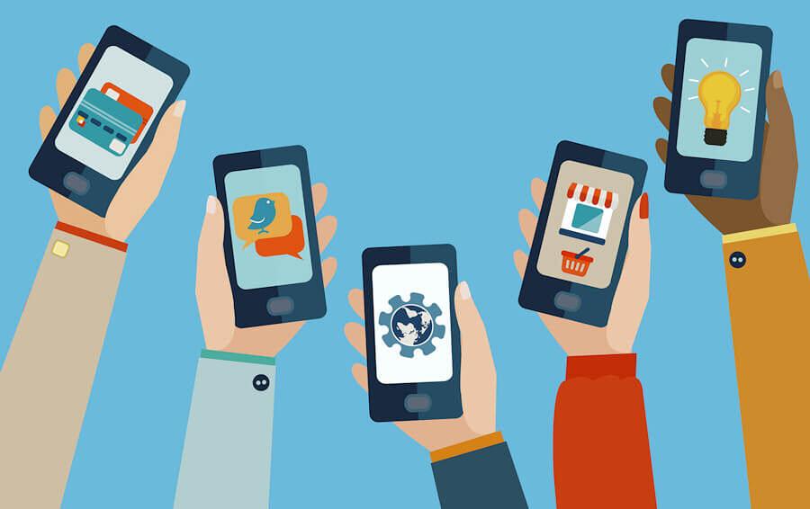 Sempre più utenti prenotano da smartphone